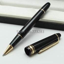 Neu kommen Mo schwarz Roller Kugelschreiber Platinum Line LeGrand Stift für Bürobedarf # 145- von Fabrikanten