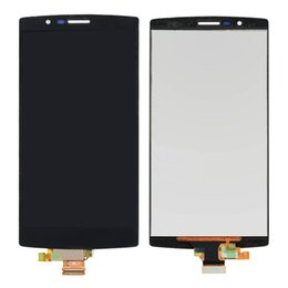 Wholesale Touch Screen G4 - AAA 2017 New Quality Black LCD Lens Touch Screen Display Digitizer Assembly Replacement for LG G4 H810 H811 H815 VS986 LS991 Free Shipping