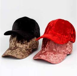 estilos de gorra de pico Rebajas Moda más reciente de gamuza bola gorras para hombres mujeres sombreros ligeros curvados Popular Hiphop estilo coreano Peaked Cap Sport Cap