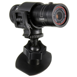 Wholesale used motors - Full HD 1080P Round Sports Camera for bicycle motor-cycle helmet Car DVR Mini Extreme Sports Action Camera Camcorder