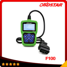 Wholesale Programmer Key Code - OBDSTAR F-100 For Mazda for Ford Auto Key Programmer F100 No Need Pin Code Support New Models and Odometer Free shipping