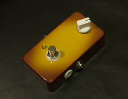 Wholesale Electronic Booster - NEW Electronic Spark Booster Guitar Boost Effect Electronics Effects Pedal True Bypass