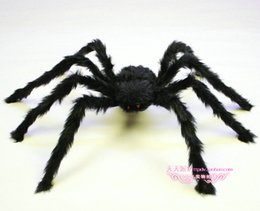Wholesale Funny Costumes Sale - freeshipping 2016 Sale Funny Gift Handgum Funny Halloween Costumes Terrorist Monster Toy Party Bar Haunted House Decoration Products Spider