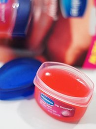 Wholesale Smooth Balm - Vaseline Lip Therapy Rosy Soft & Smooth Petroleum Lip Balm Soft Pink 0.25oz (7g)