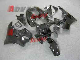 Envío gratis HONDA - CBR 900RR 893 96-97 carenado de la motocicleta Todo negro ABS carenado kit de plástico Kit HONDA CBR900RR CBR893RR 1996-1997 1312. desde fabricantes