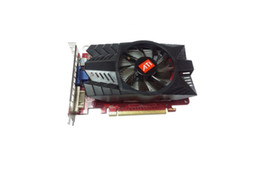 Wholesale Graphics Cards Ati - Brand New AMD Radeon HD6570 1024MB DDR3 64bit PCI-E Graphic card video card with HDMI,VGA,DVI-I Output Interface