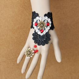 Canada Accessoires de fête de mariage Bracelets et bagues vintage pour robe de demoiselle d'honneur Mode Pour Noël vacances mascarade Décoration de fête Offre