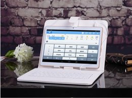 Wholesale Network Protector - 2016 New Tablet PC 1280 * 800 quad-core dual-card phone calls WiFi network dual camera 8.0MP 32GROM GPS navigation Android 5.2