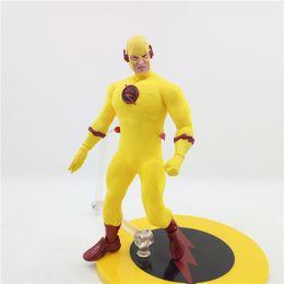 Wholesale Vinyl Flashing - BONTOYSHOP Wholesale Funko POP Super Heroes The Flash Mezco Vinyl PVC 28 cm Anime Action Figure