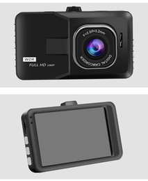 Wholesale Dashboard Camera Mirror - 2017 Car DVR K6000 1080P Full HD LED Night Recorder Dashboard Vision Veicular Camera dashcam Carcam video Registrator Car DVRs