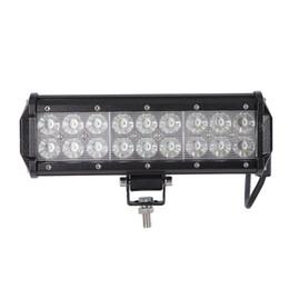 "Wholesale 18 Rear - 9"" 54W CREE LED Work Light Bar SUV ATV 4WD Off-road 4x4 Boat SUV UTE Off-road SPOT FLOOD Beam 12V 24V 4590lm 18-3WL"