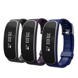 Wholesale Heart Rate Monitor Brands - H29 Band Smart Watch Bluetooth Brand Heart Rate Monitor Fitness Sleep Sports Tracker Pedometer Wristband O2 Waterproof Smart Bracelet