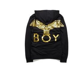 Wholesale Sweatshirt Boy London Eagles - Spring Autumn Boy London Printed Men hoodie Sweatshirt Eagle Hip Hop Casual Hoodies Brand Streetwear Rock Pullover Tops
