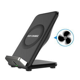 Wholesale Lg Nexus Wireless Charger - Wireless Charger Qi Fast Charging Quick Charge for samsung s8 s7 for iphone 8 xiaomi htc huawei Nexus lg zte Alcatel