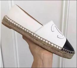 Wholesale Espadrille Canvas Shoes - HOT 2017 new women shoes Canvas Flat Sneakers Shoes Denim Espadrilles camellia women casual dress shoes