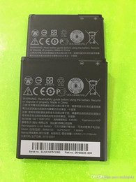 Wholesale Battery For Desire - Hotselling Replacement Rechargeable Battery Bateria BM65100 For Mobile Phone HTC Desire 601 619D 6160 Desire 700 709D 7088 7060 2100mAh