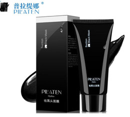 Wholesale Face Remover - Free DHL 500PCS PILATEN blackhead remover Deep Cleansing purifying peel off Black head,acne treatment,black face mask 60g