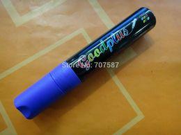 Wholesale Neon Pens - Wholesale- Purple Neon Liquid Chalk Marker pen 15MM
