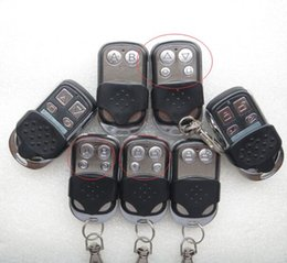 Wholesale Duplicator Keys - Universal Wireless Remote Control Duplicator Copy Cloning Code RF Learning Controller 433MHZ 433.92MHZ 433 for Car Gate Garage 4 Key Channel