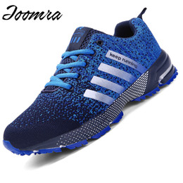 Wholesale Wholesale Designers Shoes - Wholesale- size 39-46 High Quality Men Breathable Casual Shoes fashion mens trainers luxury branded designer male shoes zapatillas