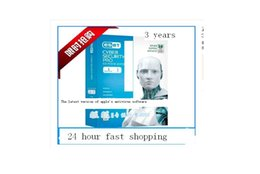 Wholesale Eset Nod32 Antivirus Smart Security - Internationally accepted security suite genuine ESET NOD32 Smart Security 9.0 20 Wei activation January 3 year 1user Free online shipping