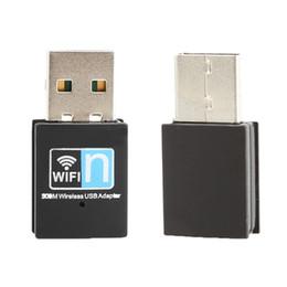 Wholesale Premium Mini - S5Q Premium 300Mbps 802.11 b g n Wireless Card Mini Wireless USB Wifi Wlan Adapter AAAGBQ