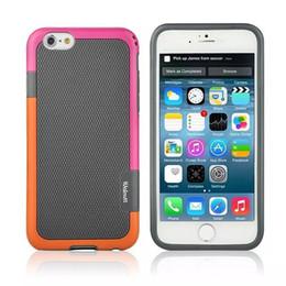 "Wholesale Universal Bumper Clips - Korea Bumper case For iphone 6 plus 5.5"" multi-color frame For iphone6 6s plus Walnutt Phone Case Protective Shell Fundas Capa"