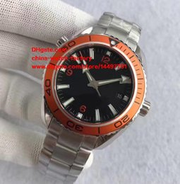 Wholesale Classic Swiss Watch - 3 Style Luxury High Quality Watch BF Factory 45mm Planet Ocean Co-Axial 600M Classic Series Swiss CAL.8500 Movement Automatic Mens Watches