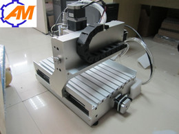Wholesale Water Cnc - new mini 3020 4axis cnc router machine water cooling
