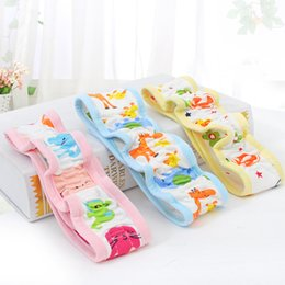 Wholesale Wholesale Cloth Diaper Safety Pins - 2016 New Baby Cotton Cloth Diapers Fastening Tapes Baby Diapers Buckle Elastic Rubber Band Adjustable Straps Nappy Fastener BC02