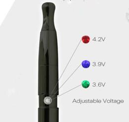 puffco batterie 650 mah mit variabler spannung knopf 510 gewinde led ego t batterie für puffco keramik donut zerstäuber von Fabrikanten