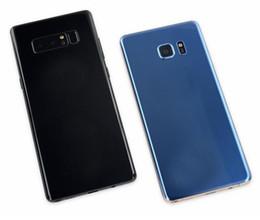 Wholesale Phone Sale Quad Core - Note8 16GB ROm 1GBram Quad Core Note 8 phone Mtk6580 Dual Sim card Big Size Hot Sale Phone 6.2INch blue Black Gold iIN stock 8MP Camera phon