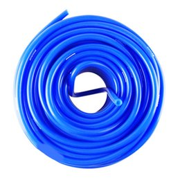 Wholesale Intercooler Silicone Hoses - Engine Turbo intake pipes 1M Length (3 4 5 6 8 10 12 14 16mm) Vacuum Silicone Hose Intercooler Coupler Pipe Turbo intake pipes