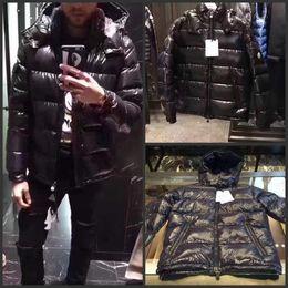 Wholesale Ultralight Parka - 2017 New Casual Brand MAYA Windproof Down Men S Down Jacket Winter Warm Coat Men S Ultralight Duck Down Jacket Male Windproof Parka