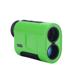 Wholesale Archery Outdoors - 5pcs by dhl fedex Laser Distance Meter Telescope Measure the distance stationary 900m rangefinder outdoor adventure archery