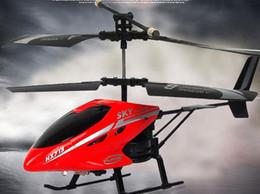 drones di controllo radiofonico Sconti HX713 Mini RC elicottero radiocomando aereo 3D 2.5 canali drone elicottero con giroscopio luci per bambini regalo B669