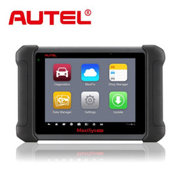 Wholesale Ms Code - Authentic Autel MaxiSys MS906 Automotive Diagnostic System MS 906 Powerful than MaxiDAS DS708 Update online DHL free Shipping