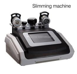 Wholesale Ultrasonic Vacuum Cavitation Machines - NEW BIPOLAR ULTRASONIC 40K CAVITATION RF SLIM VACUUM MACHINE DEVICE