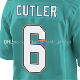 Wholesale Cheap Embroidery Shirts - 2017 new Jay Cutler Game Jersey Top quality Stitched Jay Cutler sports shirt Embroidery Cheap Hot sale
