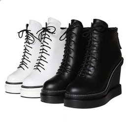 2016 Autumn And Winter Thin High European Woman Muffin Bottom Short Within Increase Women's Shoes Boots official online many kinds of cheap online discount perfect outlet nicekicks store for sale OWaLXF