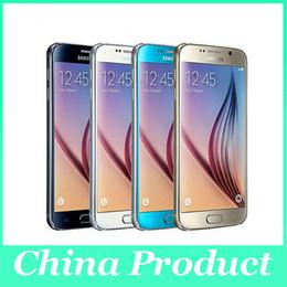 2019 samsung galaxy s6 handy Refurbished Samsung Galaxy S6 entsperrt 4G GSM Android Handy G920P Sprint Octa Core 5.1