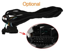 Wholesale mercedes benz dvd - Free Shipping Extenstion Cable For Benz Car DVD Head Unit