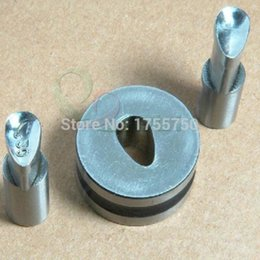 Wholesale Pill Dies - custom C20 pill press die punch die die press for tablet press pill press die pill maker