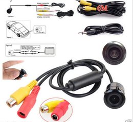 Wholesale Auto Parking Kit - 2016 New Arrival Direct Selling Sale 170° Anti Fog Waterproof #S Car Auto Rear View Backup Reverse Parking Camera Kit