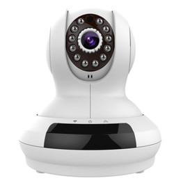 Wholesale Two Way Security Video Monitor - Wifi Wireless Ip Camera HD 720P Security Surveillance Cameras Video Monitoring Pan Tilt with Two Way Audio and Night Vision