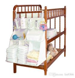 Wholesale Large Bedding Set - Bag bed linen kit berco baby cot combination large crib bedding set waterproof stereo diaper storage Bag ropa de cama cuna combo