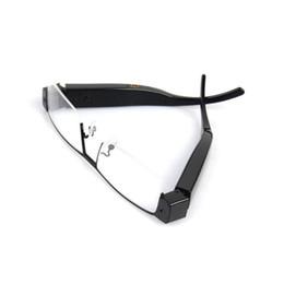 Wholesale hd dvr recorder portable - HD 1920x1080P Mini Glasses Camera Security DVR Video Audio Recorder Eyewear Cam Mini Sunglasses Camera Portable Surveillance Camcorder