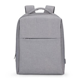 Wholesale Camera Computer Bags - Men Fashion Bags Multifunction Camera Bag Travel Outdoor Tablet Laptop Bag Waterproof Durable Camera Backpack Solid Business Bags