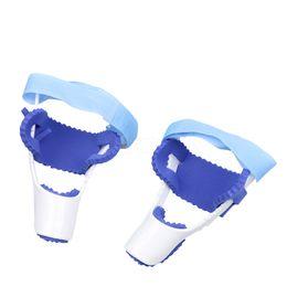 Wholesale Toe Separator Bunion Splint - Foot Care Tool Big Toe Separator Corretor Straightener Bunion Hallux Valgus Corrector Night Splint Foot Pain Relief Feet Care