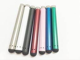 Wholesale Cigarette Automatic Battery - automatic O-pen vape bud touch battery CE3 280mAh e cig 510 thread e cigarettes vaporizer for wax oil cartridge vaporizer